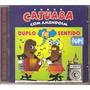 Cd Forro Catuaba Com Amendoim - Duplo Sentido