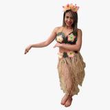 Fantasia Havaiana Adulto