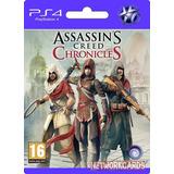 Combo 3x1 Assasins Creed Chronicles - Juga Con Tu Usuario