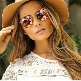 e91aa0eb8b2a9 Oculos Espelhado Rosa De Sol Dior - Óculos De Sol Ray-Ban Round no ...