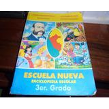 D90-enciclopedia Escuela Nueva 3º Grado