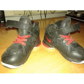 Zapatillas Nike Lebron Niños Chicos