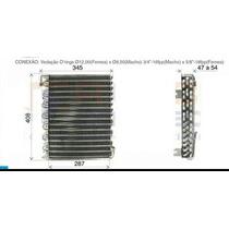 Condensador Volkswagen Gol/saveiro/voyage/parati Quadrado