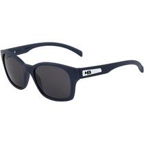 Hb Drifta - Óculos De Sol Matte Navy/ Gray