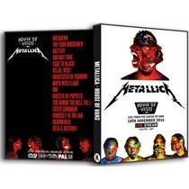 Metallica - House Of Vans 2016 (dvd)