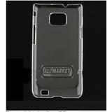 Capinha Capa Acrílico Transparente P Samsung Galaxy S2 I9100