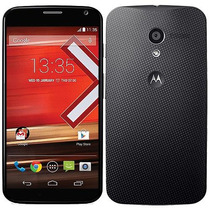 Motorola Moto X Xt1058 4g Pant.4.7 16+2ram 10+2mpx Negro