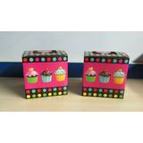 8 Embalagens Para Cupcakes