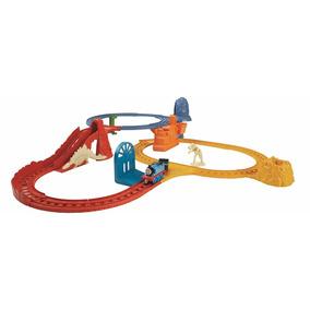 Thomas E Seus Amigos - Ferrovia Carregamento Dino Descoberta