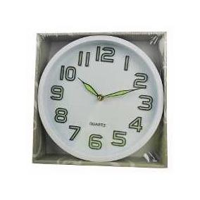 Relógio De Parede, Quarto, Sala E Cozinha Fluorescente