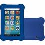 Tablet Educacional Kid Pad Azul Para Crianças Emborrachado