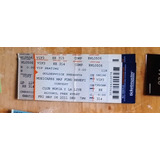 Depeche Mode Linkin Park Entrada Show 2009 Los Angeles Gtm