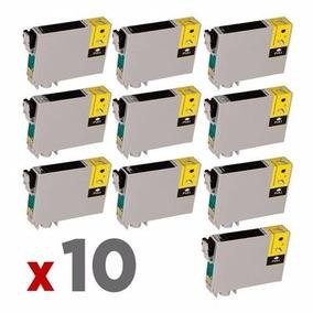 Kit 10 Cartucho Preto T1351 T1331 T25 Tx123 Tx135 Tx125