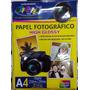 Papel Fotográfico - Off Paper - 10 Un Cada Un 50 Folhas