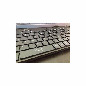 Teclado Y Mouse Kanji Kj-km32 - Dixit Pc