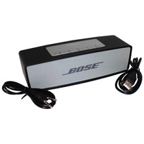 Corneta Portatil Bose Soundlink Mini Usb Mp3 Ipod Celulares