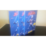 Box Dvd Jaspion - 12 Dvds Em 3 Boxes ( Video Toei )