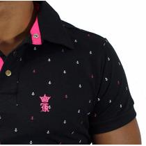 Camisa Polo Sergio K 100% Original N Armani Exchange Fred