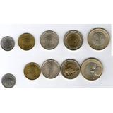 Set Colombia 50 A 1000 Pesos 2012 Hermosas!