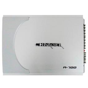 Modulo Charger A-700 Mono/stereo 4 Canais 340w Rms 2 Ohms