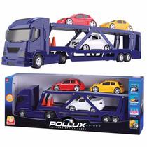 Brinquedo Caminhão Trancar Speedy Pollux