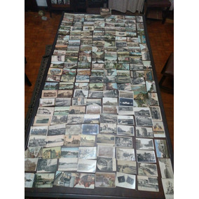 Coleção Mais De 330 Cartões Postais Começo Do Séc 20