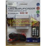 Amplificador Para Motocicleta 2 Canales Dxr010049