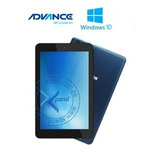 Tablet Advance Smartpad Sp7148, 8 Touch, 1280 X 800, Intel
