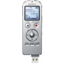 Grabadora De Voz Digital Sony 4gb Icd-ux533 - Mp3 Con Usb