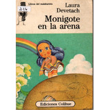 216. Monigote En La Arena. Libro Para Chicos.