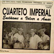 Cuarteto Imperial Cd Para Difusion Joya Coleccionistas