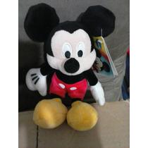Mickey Big Head Pelúcias Originais Disney Store