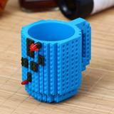 Mug Armatodo Importado - Incluye Fichas Lego