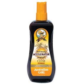 Dark Tanning Accelerator Spray Australian Gold - 237ml