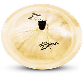 China Zildjian A Custom 18 Polegadas