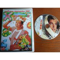 Dvd Xuxa - Melhores Momentos 1987