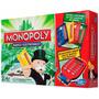 Monopoly Banco Electronico Posnet Y Tarjetas Jugueteria Gora