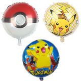Globos Metalizados, Metalicos, Pokemon, Frozen, Disney