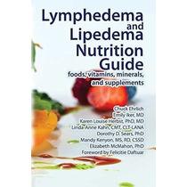 Libro Lymphedema And Lipedema Nutrition Guide: Foods, Vitami