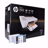 Impresora Multifuncional Hp 1513 Con Cartuchos Y Cable Usb
