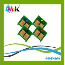 Chip Hp Ce250a Ce251a Ce252a Ce253a 3525