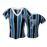 Retrô Feminina Grêmio 1983 - Renato Gaúcho