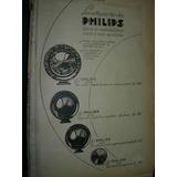 Publicidad Antigua Clipping Parlantes Altoparlantes Philips