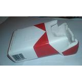 Cenicero Ceramica Original Coleccion Caja Cigarro Sin Uso