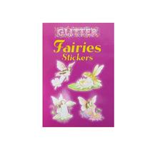 Livro Em Inglês - Glitter Fairies Stickers
