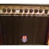 Practico Amplificador Guitarra 15 Watts Nuevo! U De Chile