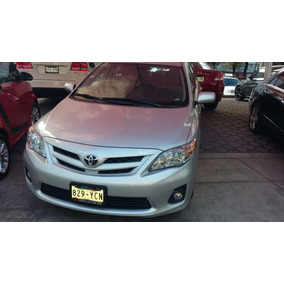 Toyota Corolla 4p Xle Aut A/a Ee Cd R-16 Abs 2011