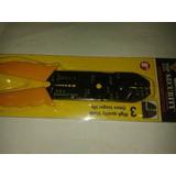 Alicate Para Pelar Cable Marca Security
