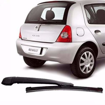 Braço Com Palheta Limpador Vigia Traseiro Renault Clio Hatch