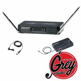 Audio Technica Atw251/l Microfono Inalambrico Corbatero Vhf